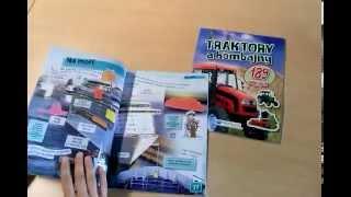 Traktory a Dopravní prostředky
