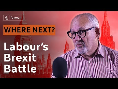 Labour's Brexit Battle