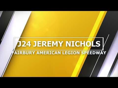 Jeremy Nichols | Fairbury American Legion Speedway | May 5, 2018 | Trophy Dash