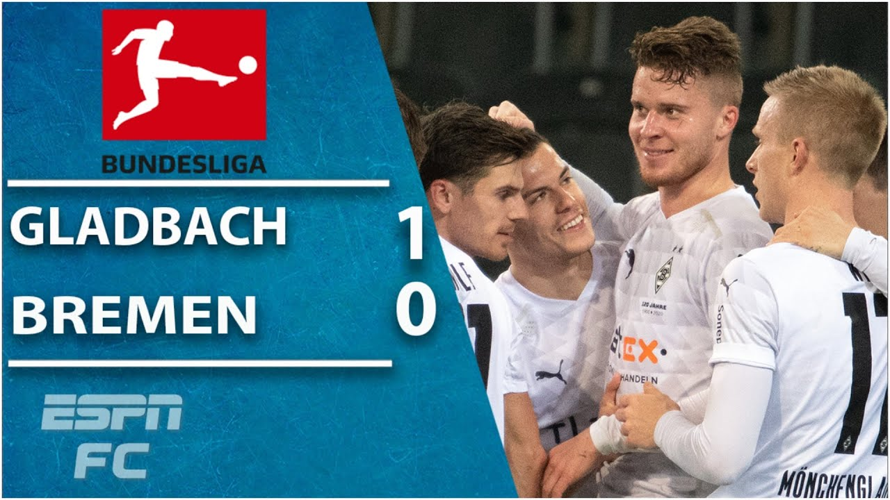 Download Gladbach seals win vs. Bremen to keep pace with Bundesliga's elite | ESPN FC Bundesliga Highlights