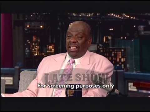 Jimmie 'JJ' Walker The Late  with David Letterman