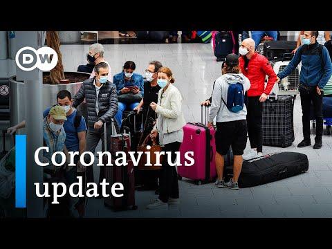 Coronavirus update: The latest COVID-19 news from around the world | DW News