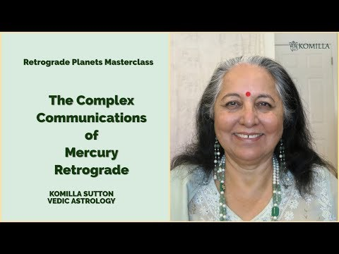 Mercury Retrograde & it's Complex Communications in the