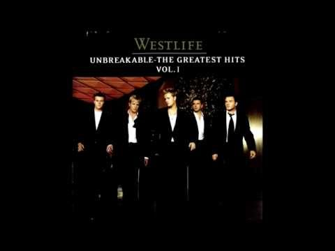 Westlife Unbreakable   Greatest hits Vol 1