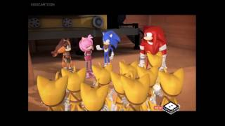 Sonic Boom S2 Episode 9 but every time a tails does something stupid the video is sped up by .5
