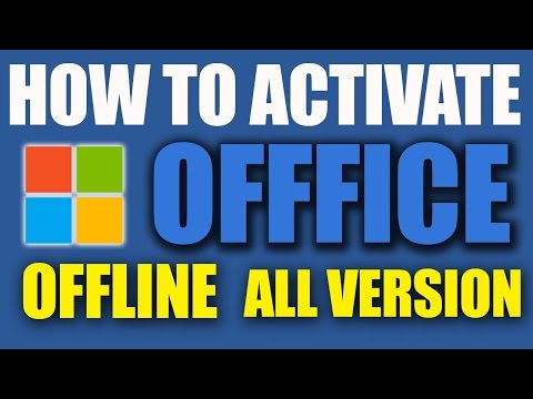 How to Activate Microsoft Office 2013 Professional Plus Without Product Key