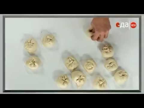 Узбекская кухня  Самса / Uzbek Cuisine - Samsa
