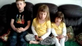 Barnen Bergner - Vad det är bra att jag har dig