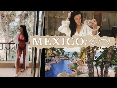 MEXICO VLOG // Grand Fiesta Americana Cabo // Megan Weeks