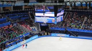 Фигурное катание на олимпиаде