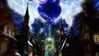 Final Fantasy 9 Alexander v Bahamut - All Clips