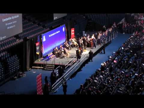 College of Science 2016 Commencement