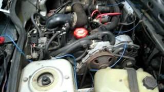 Redémarrage R11 Turbo après 10 ans de sommeil