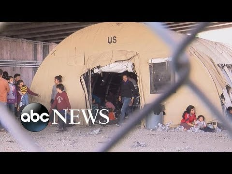 Chaos, complexities asylum seekers, border agents face in possible US border shutdown