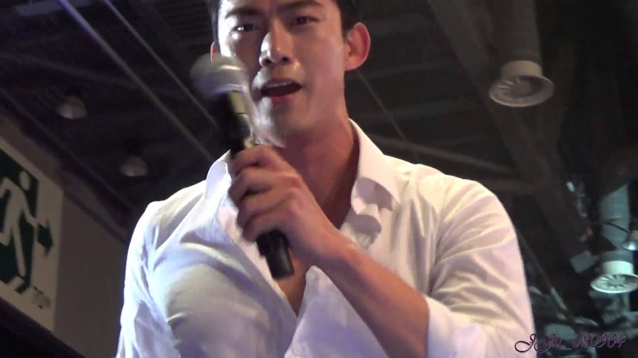 140913 SGC SUPER LIVE 2PM 택연 Taecyeon :: Hands Up - YouTube