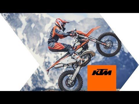 KTM EXC TPI Launch Erzberg 2017   KTM