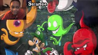 """Something Strange"" - Luigi"