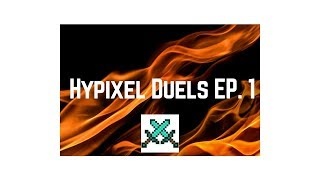 Fails and accidents-Hypixel Duels