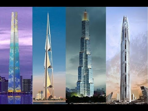 8 Tallest Skyscraper Projects That Started Construction But Got Cancelled Anyway