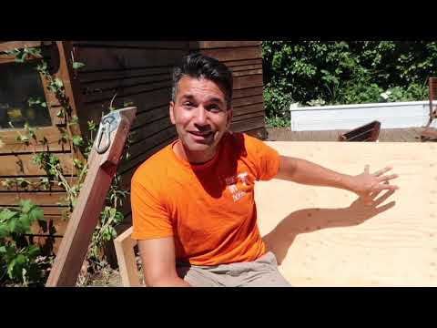 How to Paint and Protect Garden Furniture with Thorndown Wood Paint and DIY Doer Wayne Perrey