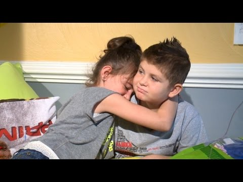 8-Year-Old with Leukemia Finds True Love in Relationship with Classmate thumbnail