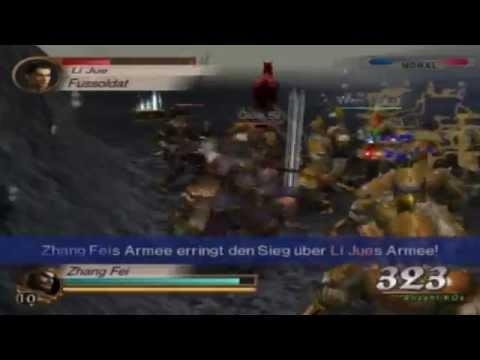 Let's Play Dynasty Warriors 3 [German] Part 1: Shu - Das beste Spiel der Welt!