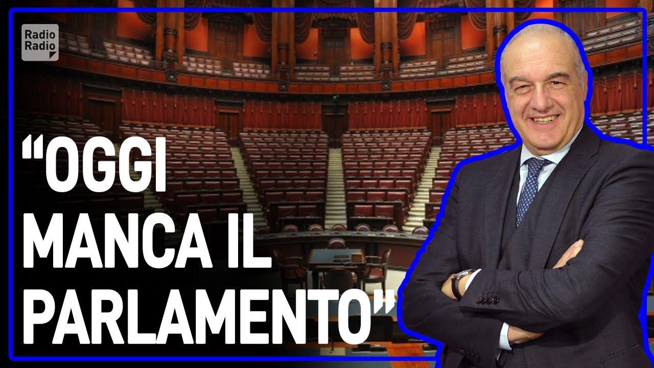 """""""È di una gravità assoluta! Così la magistratura manovra gli equilibri politici"""" ► Enrico Michetti"""