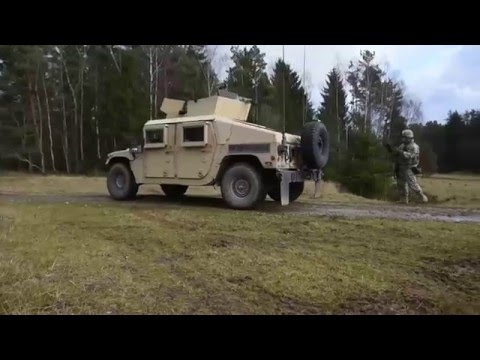 554 Military Police in Boeblingen Local Training Area