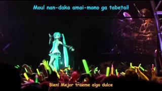 Hatsune Miku - World is Mine Live Subtitulos - Español Este es un espectacular vídeo que junto con el timing de los subtitulos quería compartir con la ...