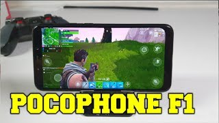Pocophone F1 FORTNITE Gameplay/Neues Update/Patch/Version! Saison 9/ NEUE OTA
