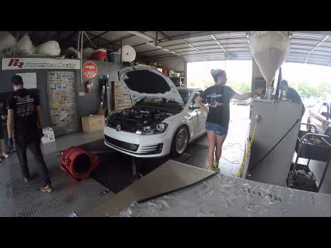 Mk7 Gti Dyno Apr Stage 2 Youtube