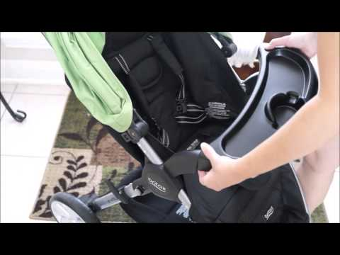 Britax B-Agile Snack Tray Quick Review