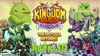 Top-20 Tower Defense Game for Android #1 Kingdom Rush Origins