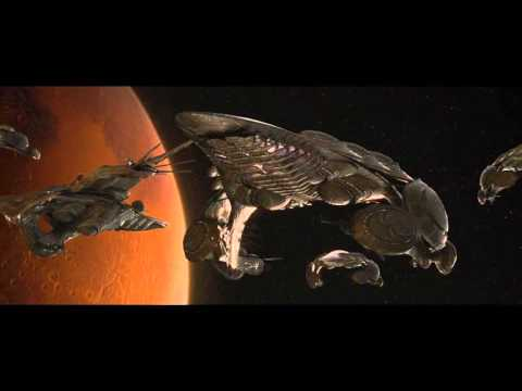 Space Battleship Yamato - Opening Battle Scene (Eng subs HD)