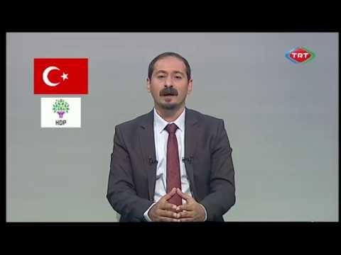 HDP TRT KONUŞMASI - ETHEM SARISÜLÜK -