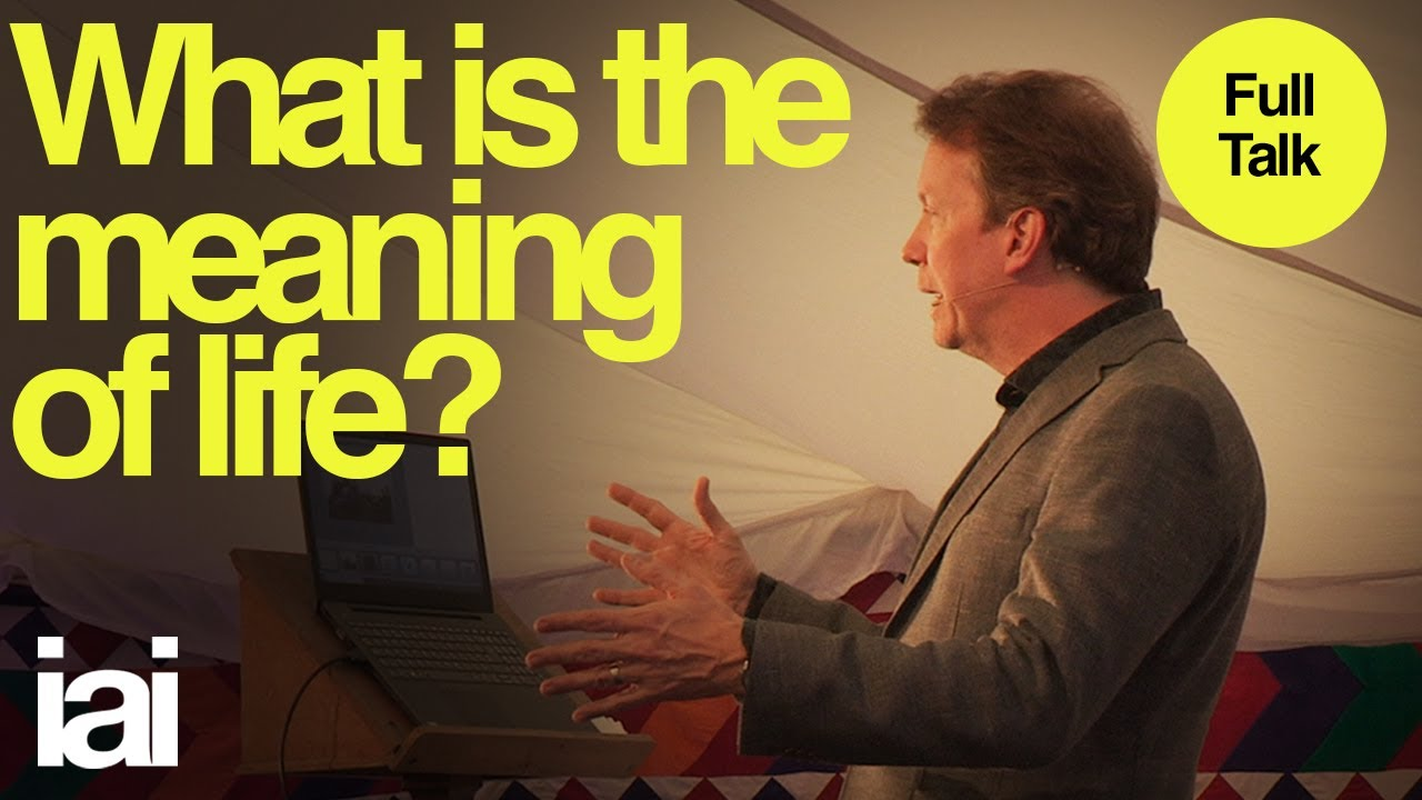 What is the Meaning of Life? | Full Talk | Sean Carroll