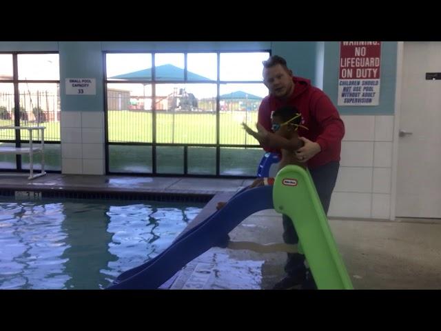 Safe sliding technique