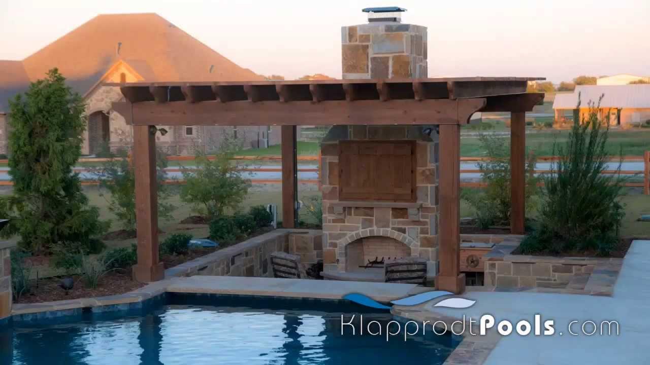 Klapprodt Pools Building A Backyard Retreat Youtube