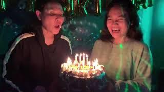 Kejutan birthday mommy Masidayu Di Pondok Impian Janda Baik