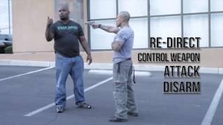 Krav Maga Gun Defense