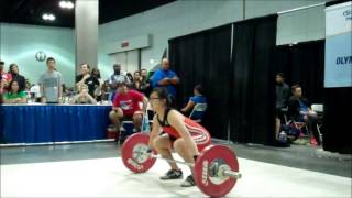 Baixar Jenny Lam Snatches 71 at the 2014 American Record Makers