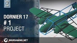 World of Warplanes: Dornier 17 Project