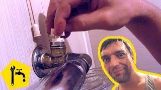 видео Устройство шарового крана: как выбрать, установка, ремонт, замена крана Маевского