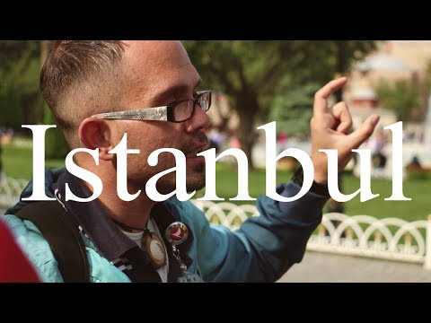 Storytime: Turkish Airlines Istanbul Layover Tour 2017