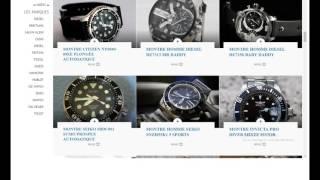 Montres de luxe | montres.co