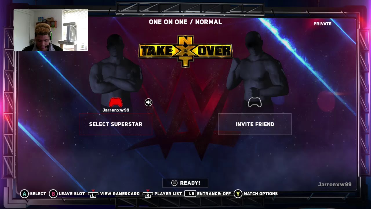 I GOT BEAT BY A 13 YEAR OLD - WWE 2K18 ONLINE MODE