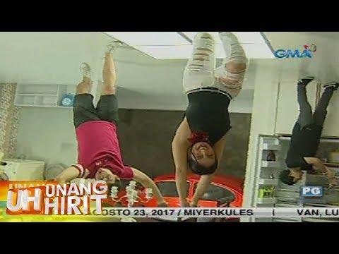 Unang Hirit: Upside Down Pasyalan sa Pasay City, binisita nina Juancho at Reg!