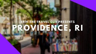 Providence, RI  | Vacation Travel Video Guide