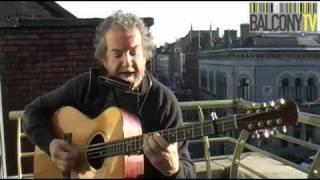 ANDY IRVINE - NEVER TIRE OF THE ROAD (BalconyTV)