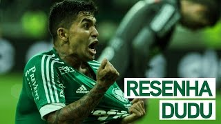 Dudu mantém braçadeira de capitão no Palmeiras